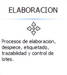modulo elaboracion