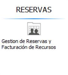modulo reservas